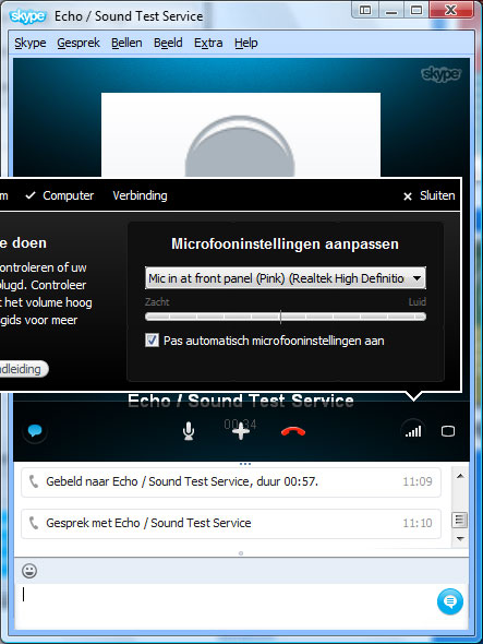 Skype installeren stap 9